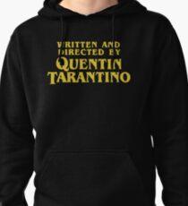 Quentin Tarantino Pullover Hoodie