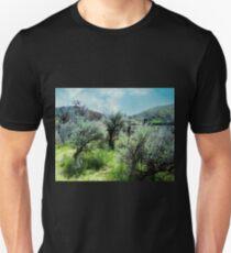 Idaho High Desert Sagebrush Unisex T-Shirt