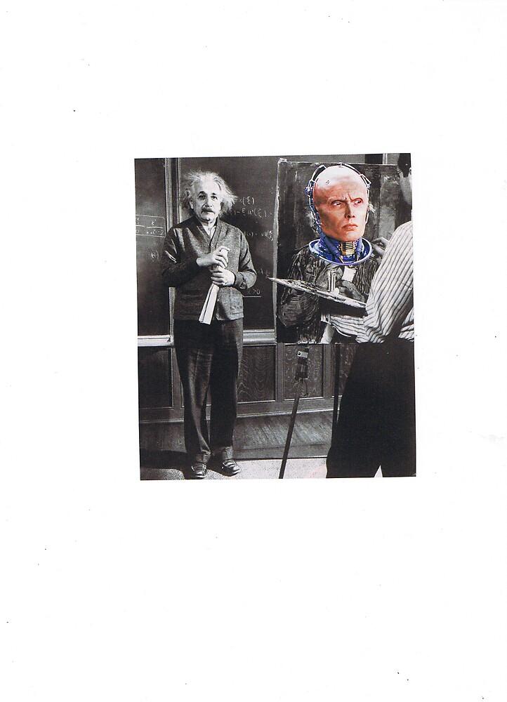 Alberts Portrait by atomikboy