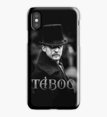 The Amazing Taboo iPhone Case/Skin