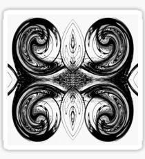 Swirls Sticker