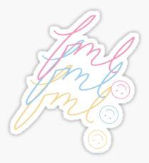 FML  Sticker