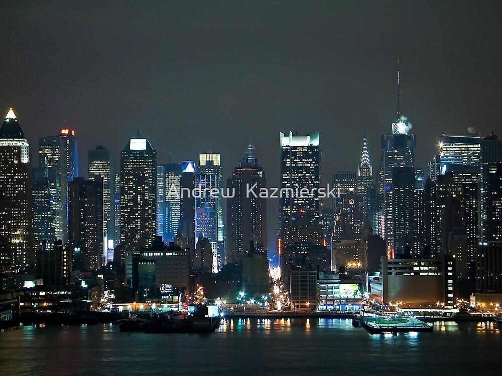 Bright City by andykazie