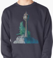 Fairy Tale Tower - Realistic Pullover