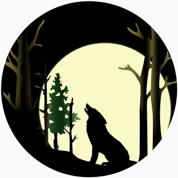 Howling by masonjar74