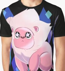 SU - Starry Eyed Lion  Graphic T-Shirt