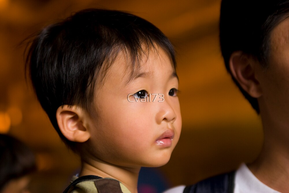 Young Buddhist by Cvail73