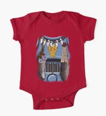 Wolf Armour Kids Clothes