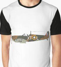 Supermarine Spitfire Mk.II  Graphic T-Shirt