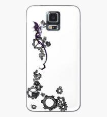 Tiny Dragon Steampunk Gears Case/Skin for Samsung Galaxy