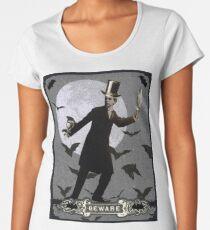 The Murderous Count Women's Premium T-Shirt