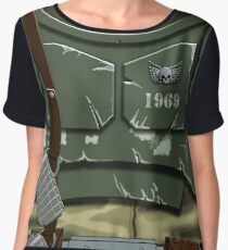 Guard 1969 Armour Women's Chiffon Top