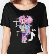 chibi Women's Relaxed Fit T-Shirt