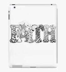 Faith iPad Case/Skin