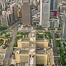 City Squares by TonyCrehan