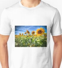 Sunflower Power! Unisex T-Shirt