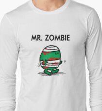 MR. ZOMBIE Long Sleeve T-Shirt