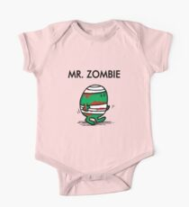 MR. ZOMBIE One Piece - Short Sleeve
