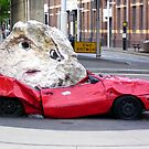 Still Life With Stone And Car by TonyCrehan