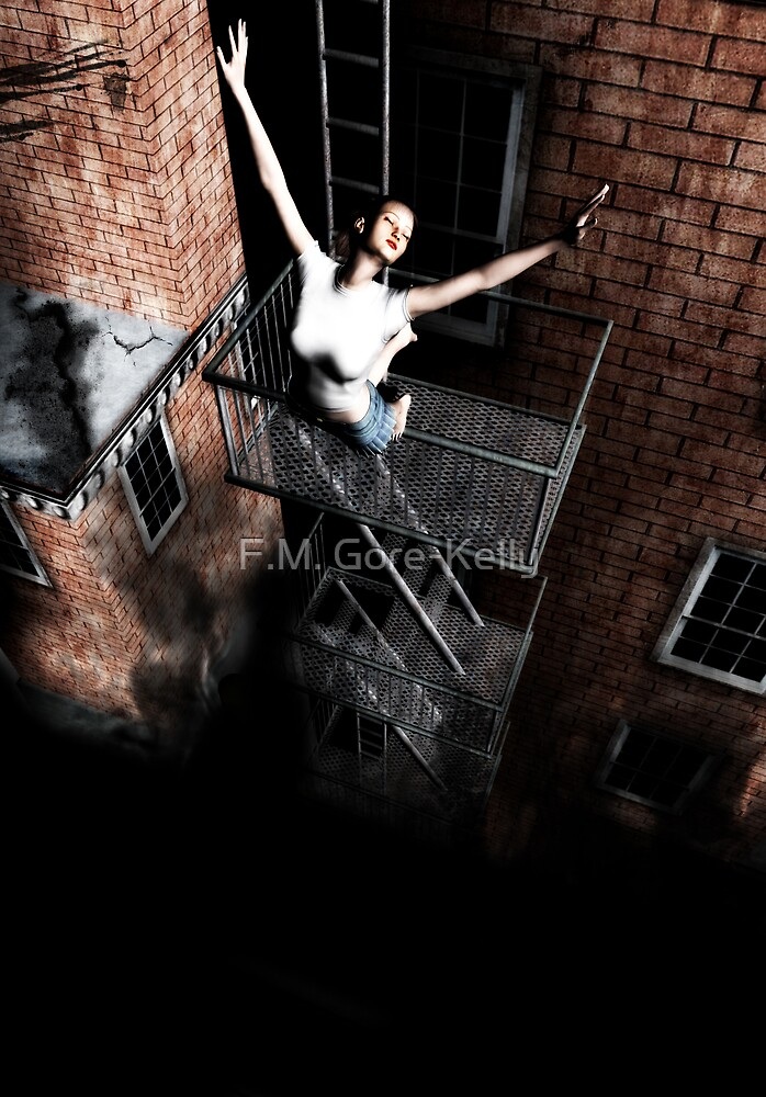 Leap of Faith by F.M. Gore-Kelly