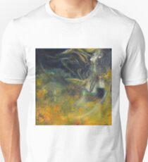 Saving My Heart, 100-100cm, 2017, oil on canvas Unisex T-Shirt
