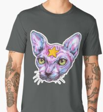 Star Cat Men's Premium T-Shirt