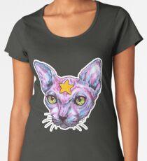Star Cat Women's Premium T-Shirt