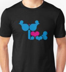 love and love again Unisex T-Shirt