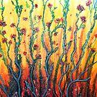 Flower Light by Linda Callaghan