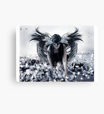 The Dark Faerie Canvas Print