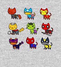 CAT AVENGERS  Kids Pullover Hoodie