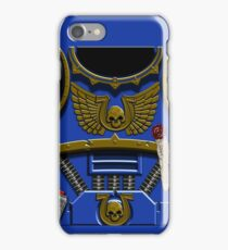 Cool Blue Marine Armour iPhone Case/Skin