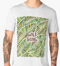 Wild Thing – Green Palette Men's Premium T-Shirt