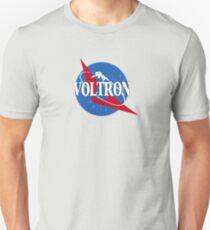 'NASA' Style Voltron Logo Unisex T-Shirt