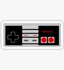 NES Classic Controller Sticker Sticker