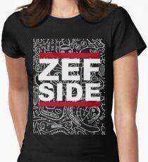 ZefSideDesign Womens Fitted T-Shirt