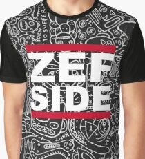 ZefSideDesign Graphic T-Shirt