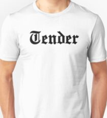 Tender is the night for a broken heart Unisex T-Shirt