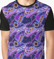 Abstract geometric butterfly pattern wings.  Graphic T-Shirt