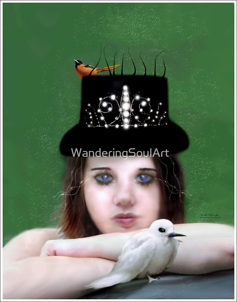 Julia by WanderingSoulArt