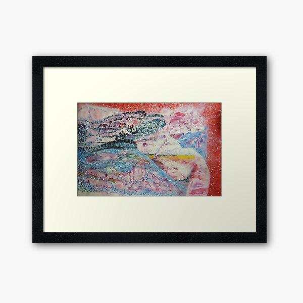 Andromeda – Queen of the Stars Framed Art Print