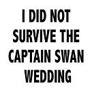 I didn't survive Captainswan wedding by CapnMarshmallow