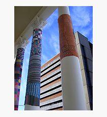 Cosy Columns 1 Photographic Print