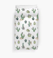 Funda nórdica Gatos de cactus