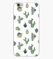 Cacti Sloths iPhone Case