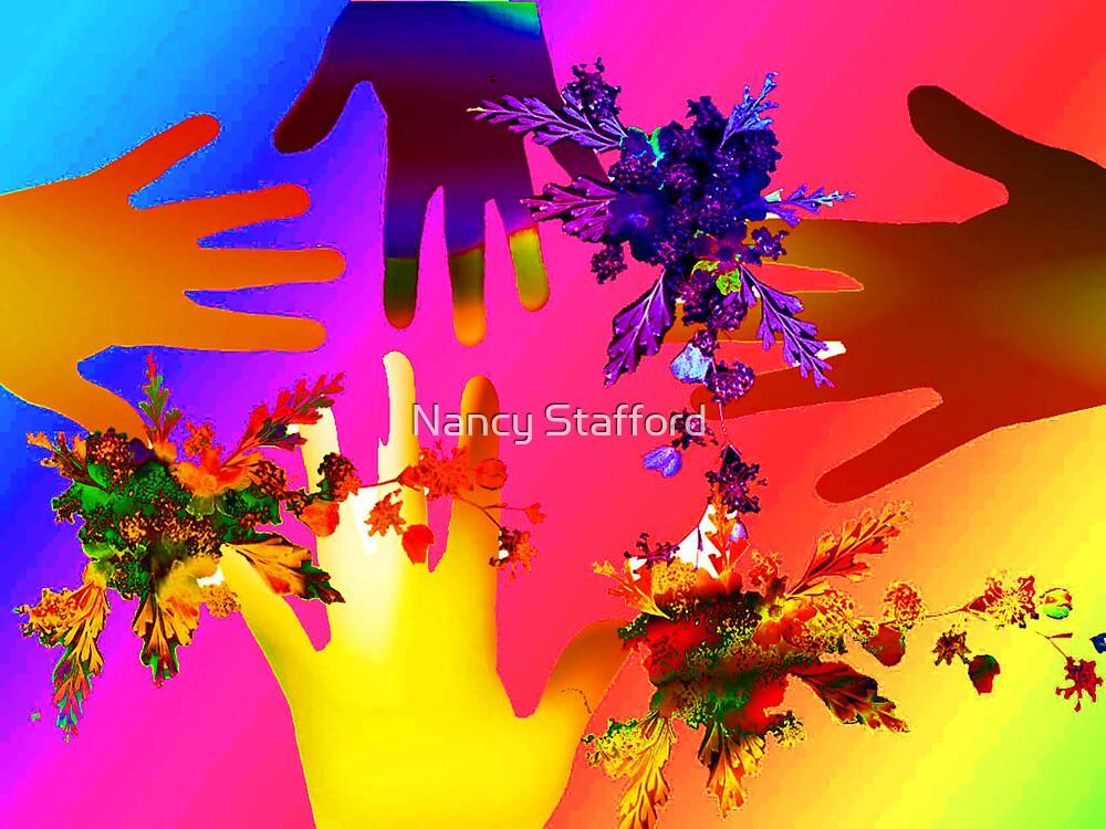 Hands by Nancy Stafford