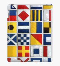 Seeflaggen iPad-Hülle & Klebefolie