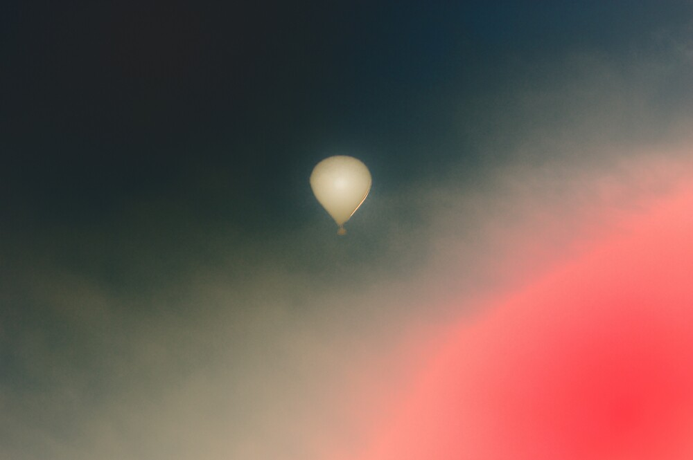 Don't Burst My Balloon by Rowan Stenhouse