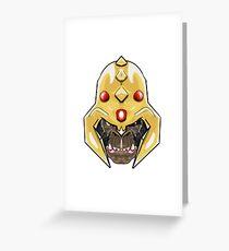 Gorilla Grodd  Greeting Card