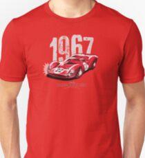 Zelio Ferrari 330P4 Unisex T-Shirt